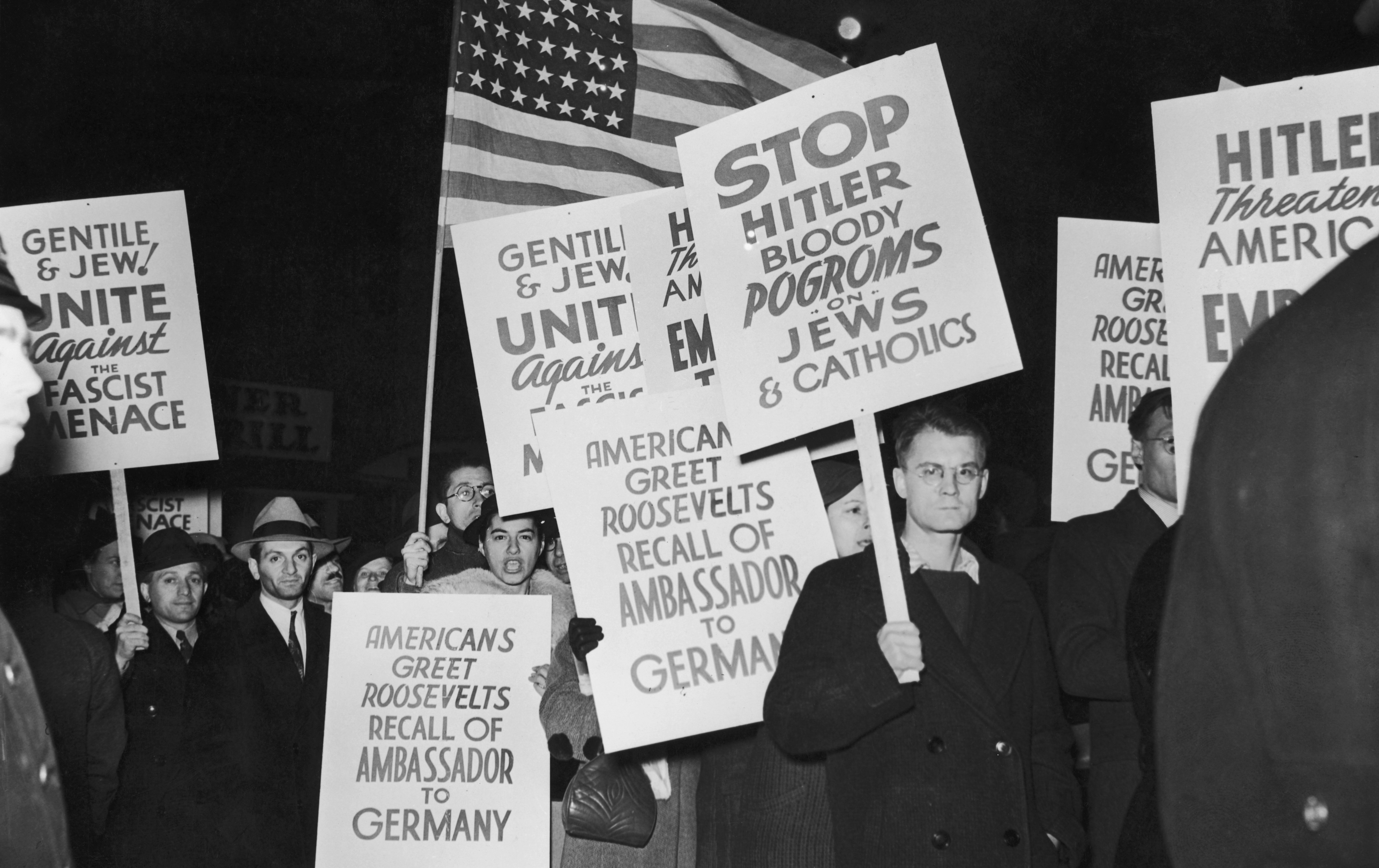 The Day New York Rose Up Against the Nazis On the Hudson