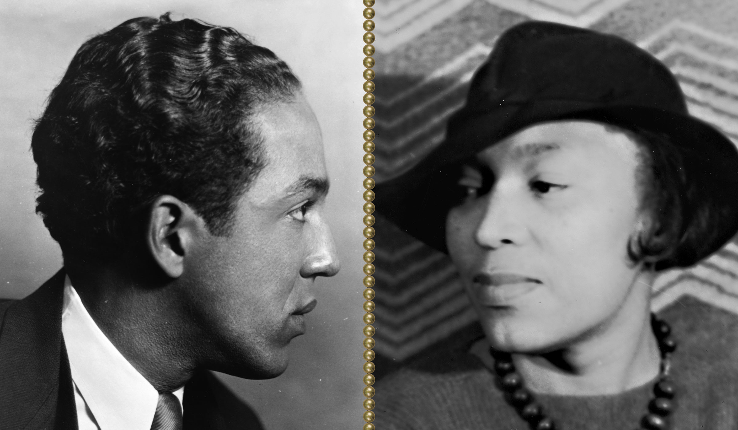 When Zora and Langston Took a Road Trip