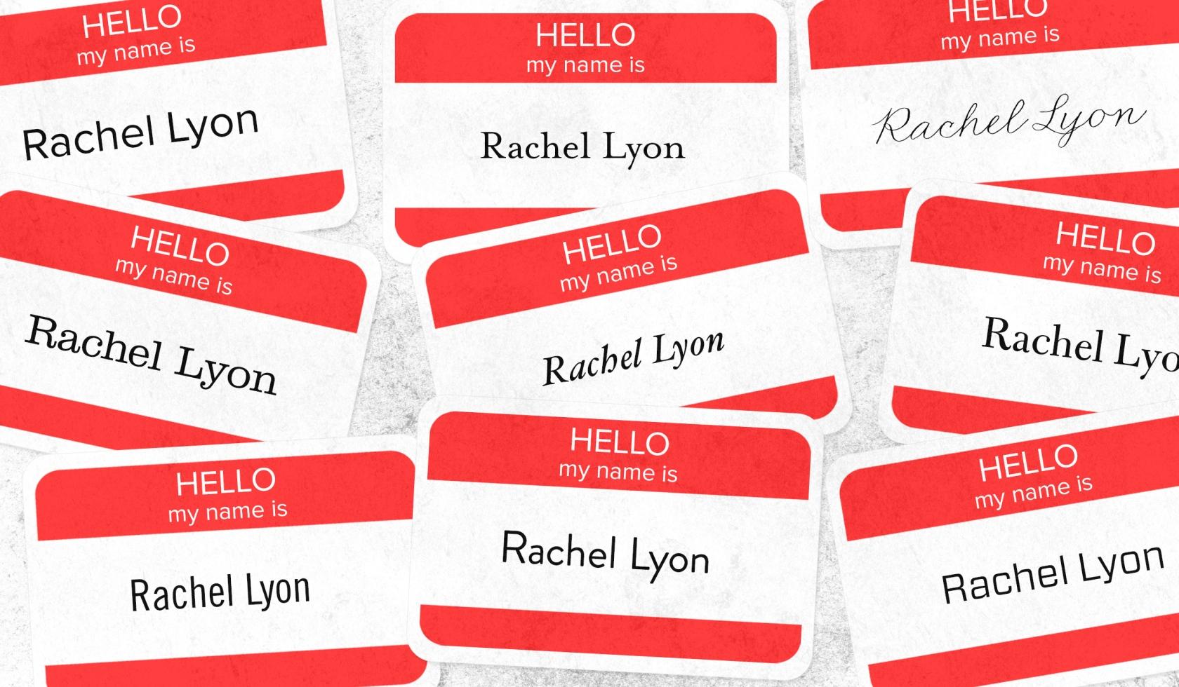 Other Rachel Lyons