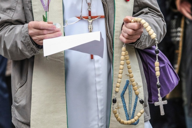 [GOSPEL] To Protect Children from Sexual Abuse, the Catholic Church Must Eliminate the Clergy 2