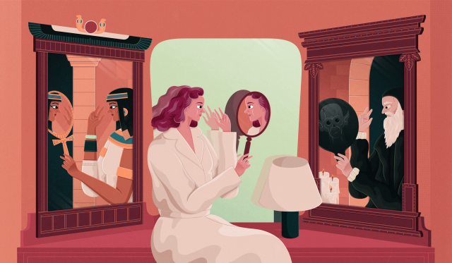The Ugly History of Beautiful Things: Mirrors