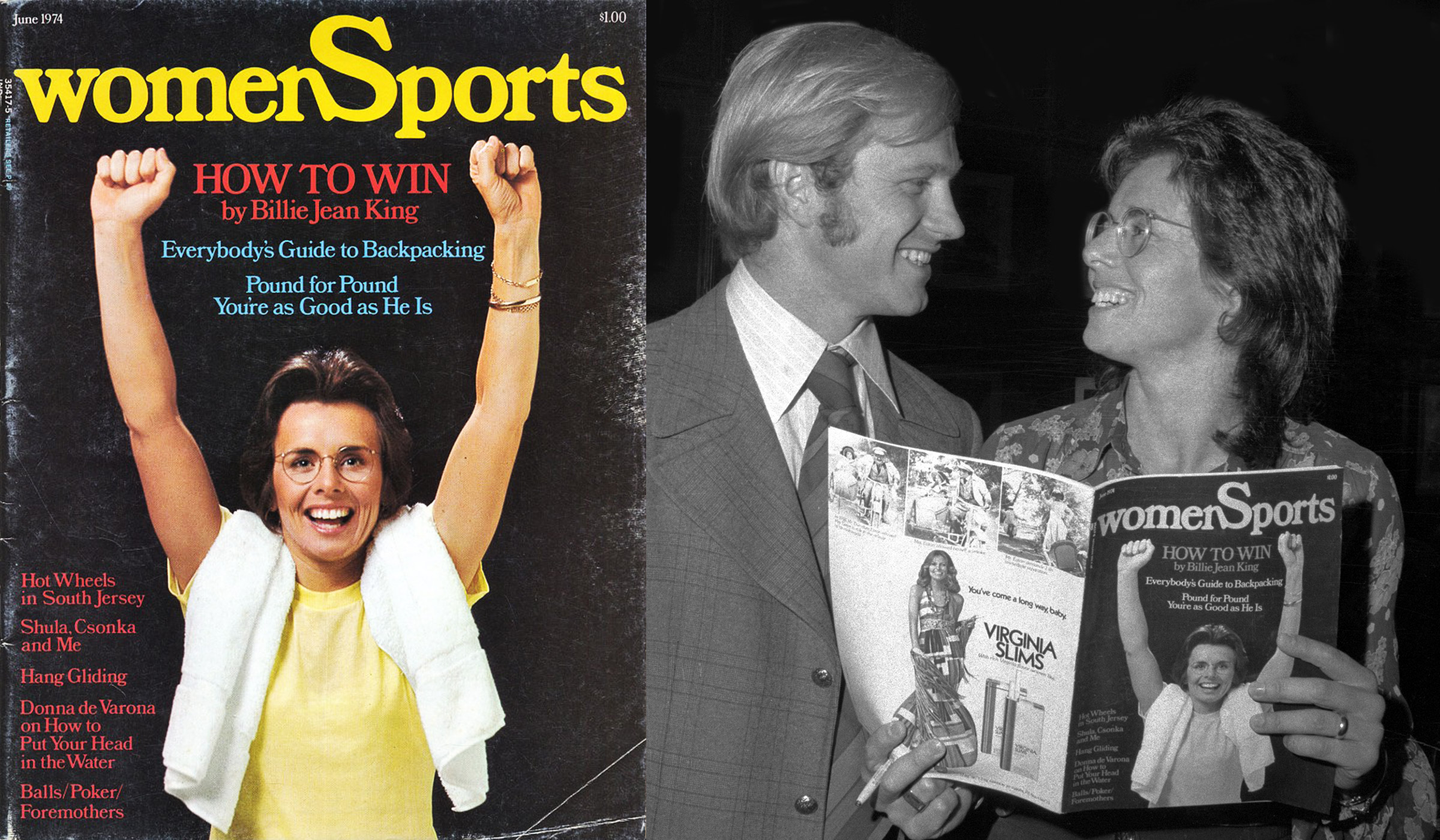An Audience of Athletes: The Rise and Fall of Feminist Sports