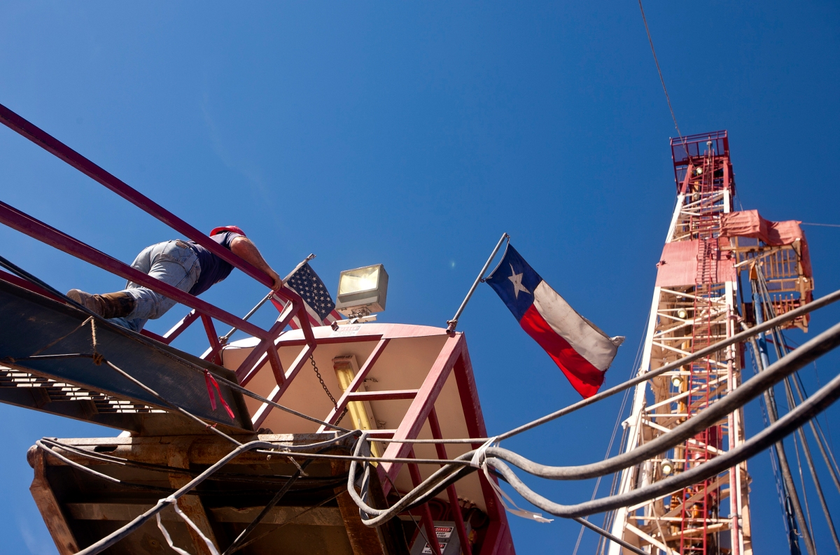 Big Problems and Big Paychecks in West Texas Oil Country
