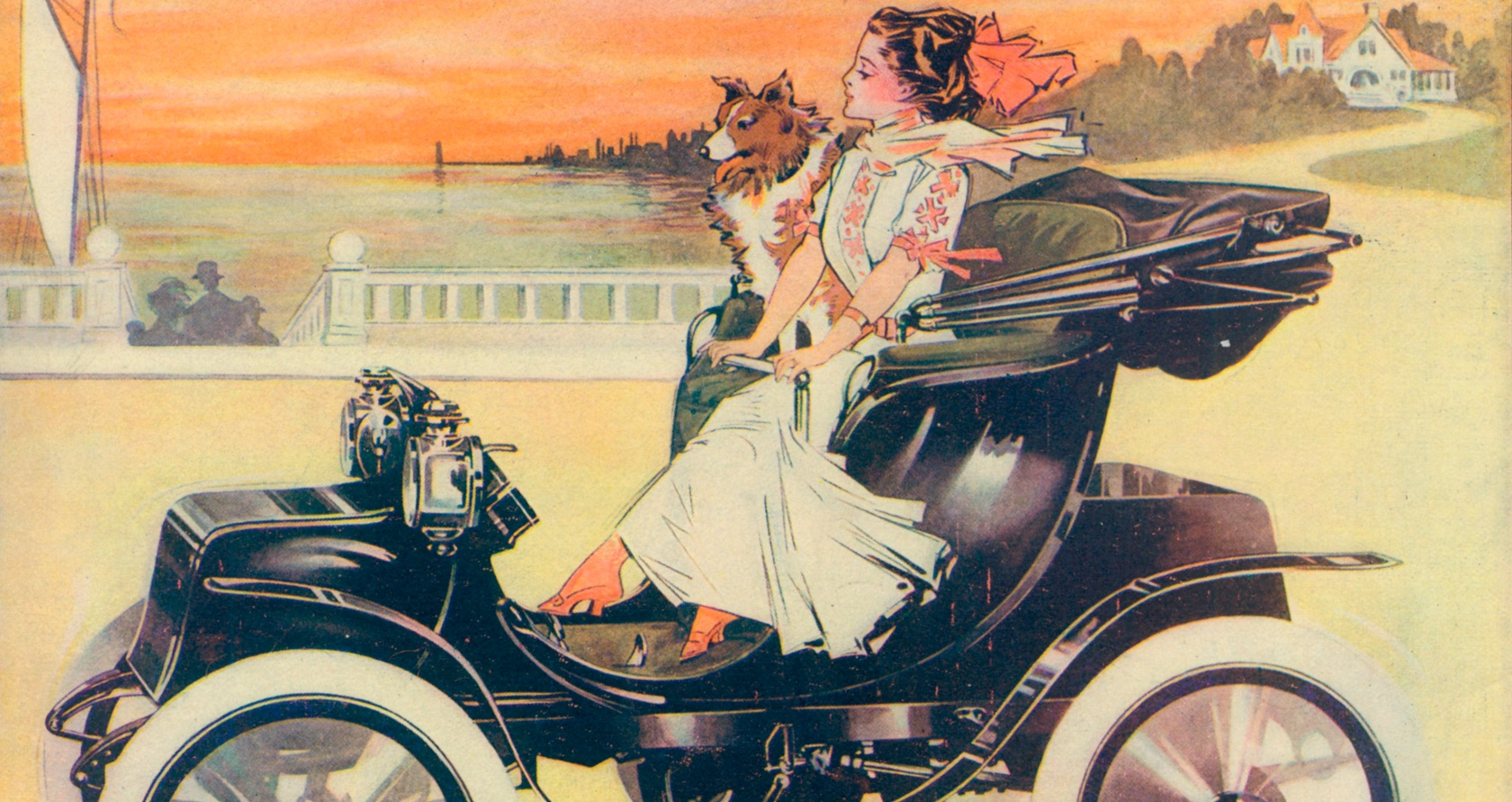 We Could Have Had Electric Cars from the Very Beginning