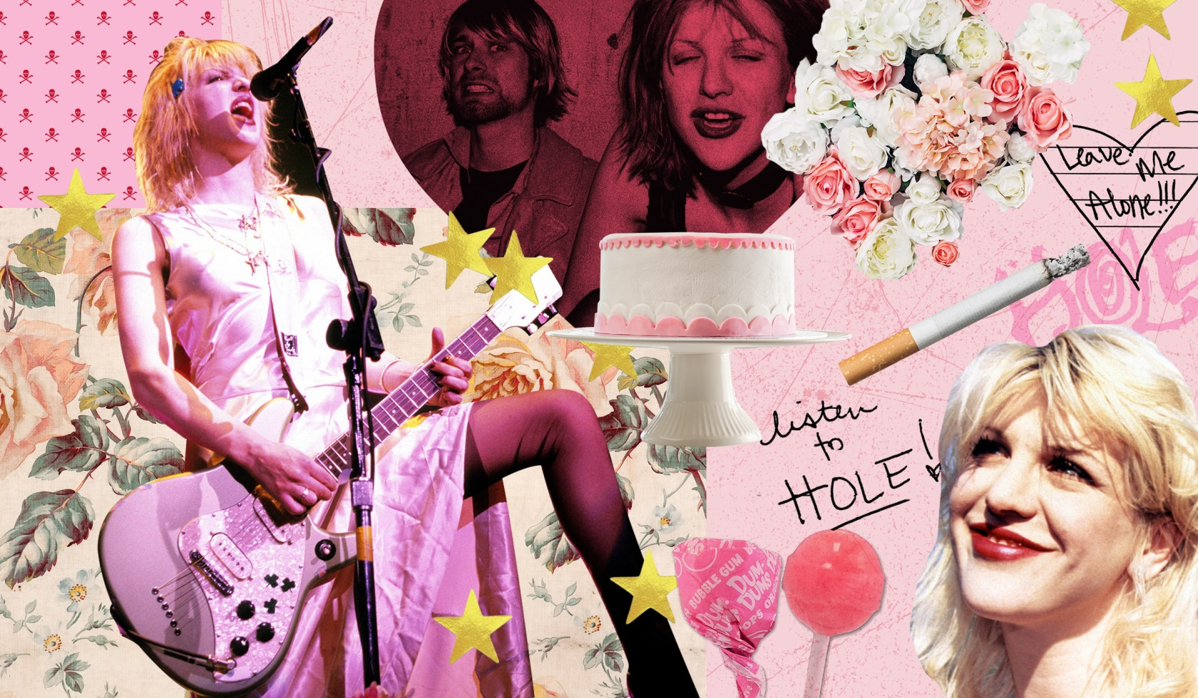 Live Through This: Courtney Love at 55