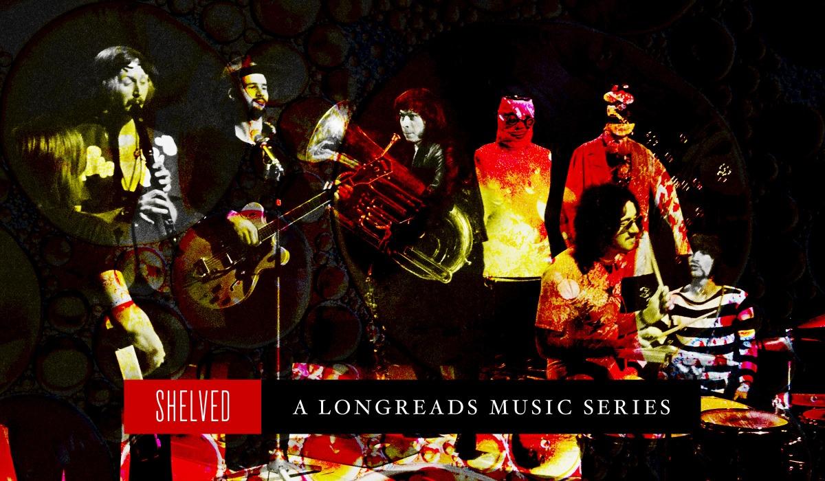 "Shelved: The Bonzo Dog Doo Dah Band's ""Brain Opera"""