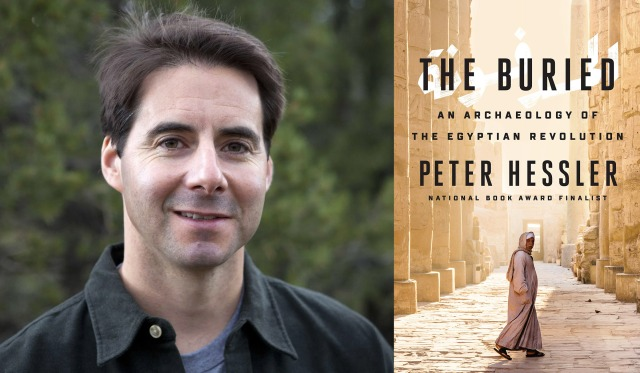 Unearthing the Story: An Interview with Peter Hessler