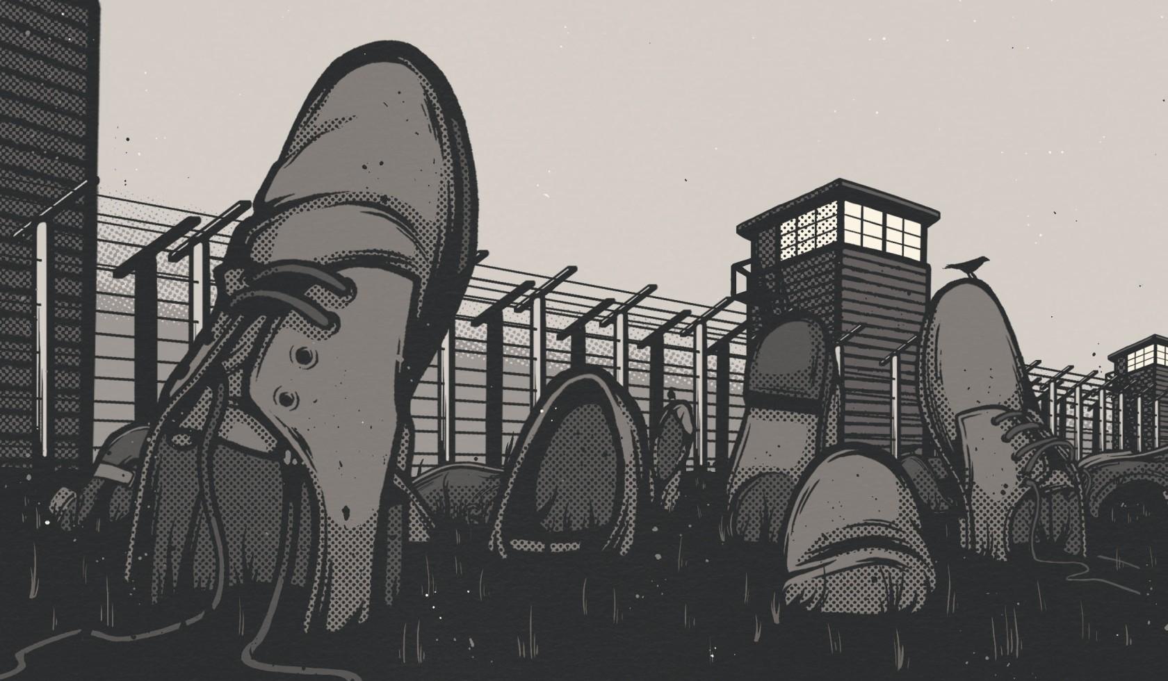 [Immagine: shoes-holocaust.jpg?w=1680]