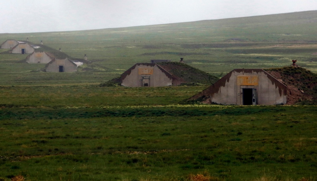 bunkers south dakota