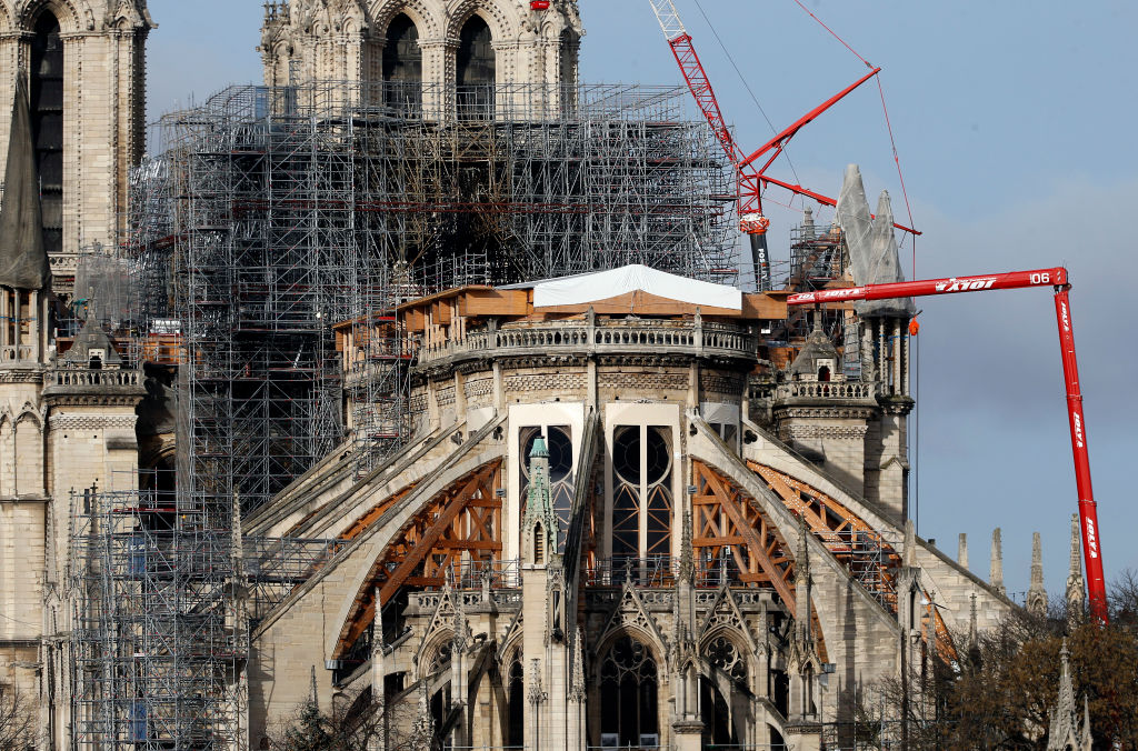 The Stories of Notre Dame, as Told by Timber and Limestone