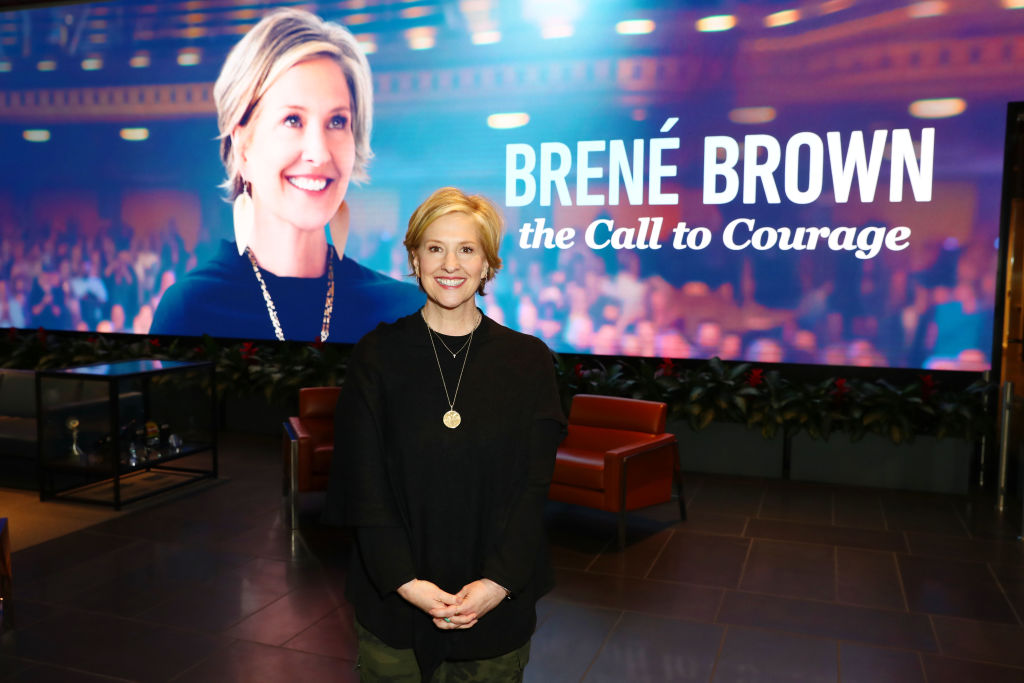 Brené Brown: 'I think we're looking for each other.'