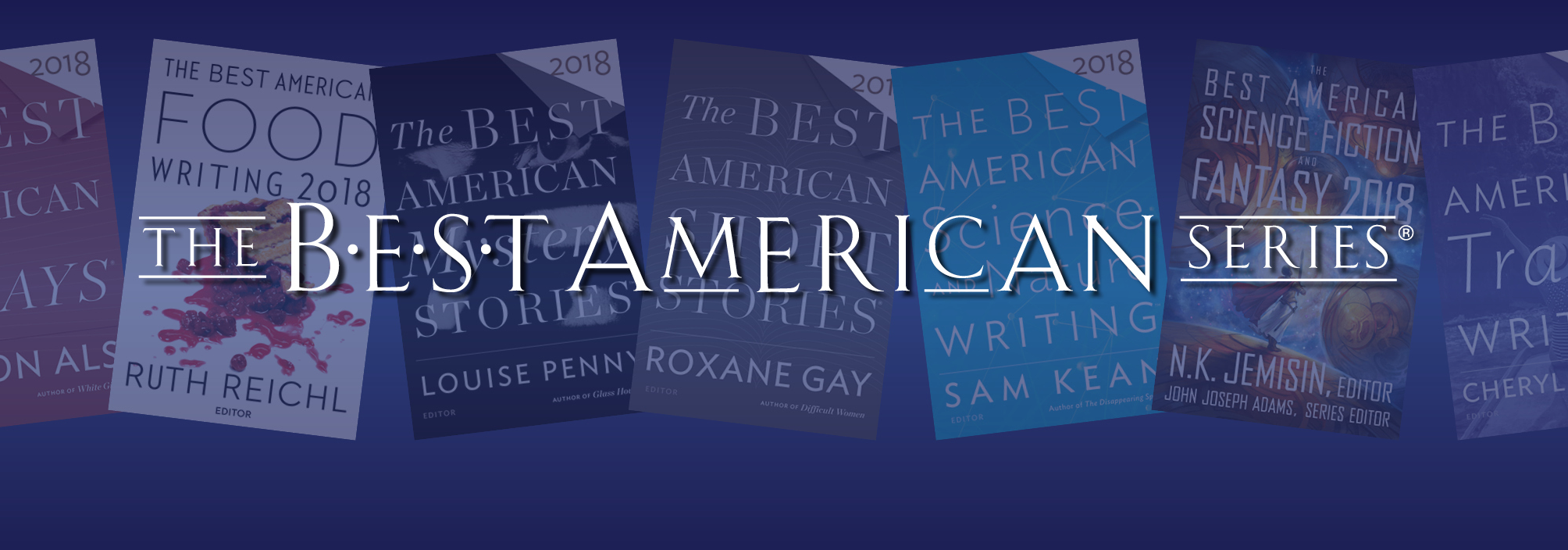 Longreads Honored with 14 Notable Mentions in 'Best American' Series