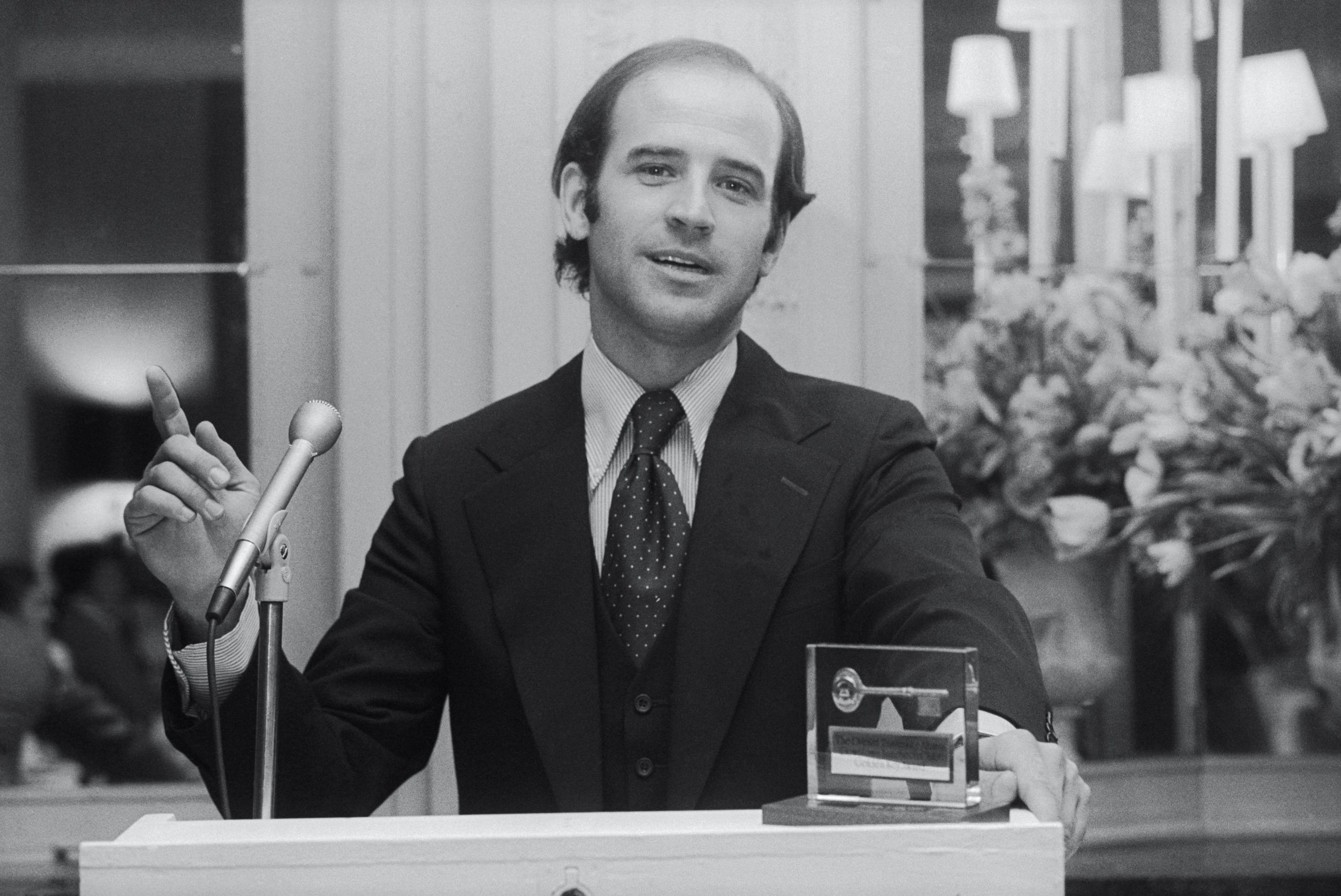 'Joe Biden Reeks of Decency'