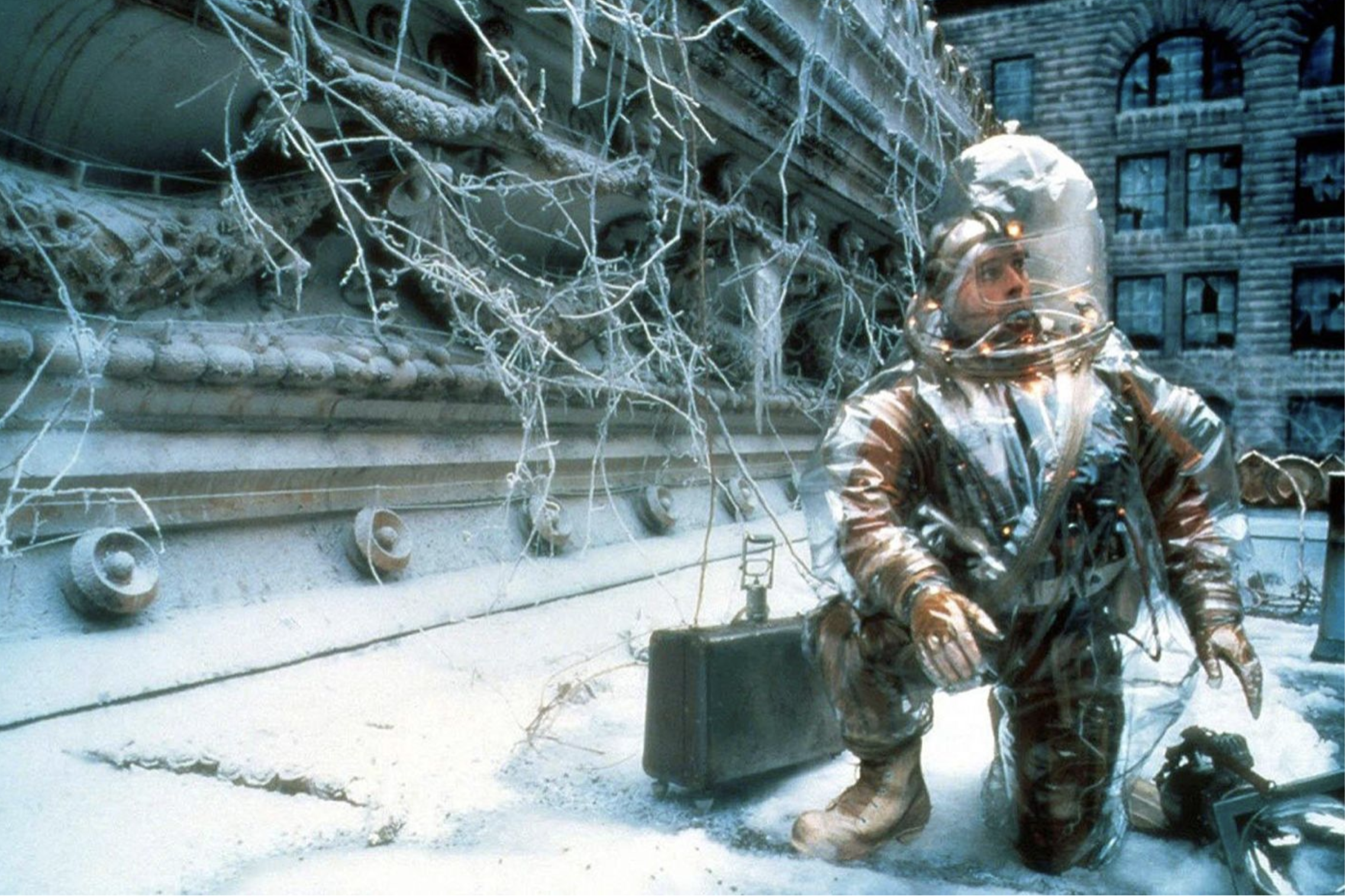 'We Told You So': Revisiting the Bleak, Pandemic-Filled World of 12 Monkeys, 25 Years Later