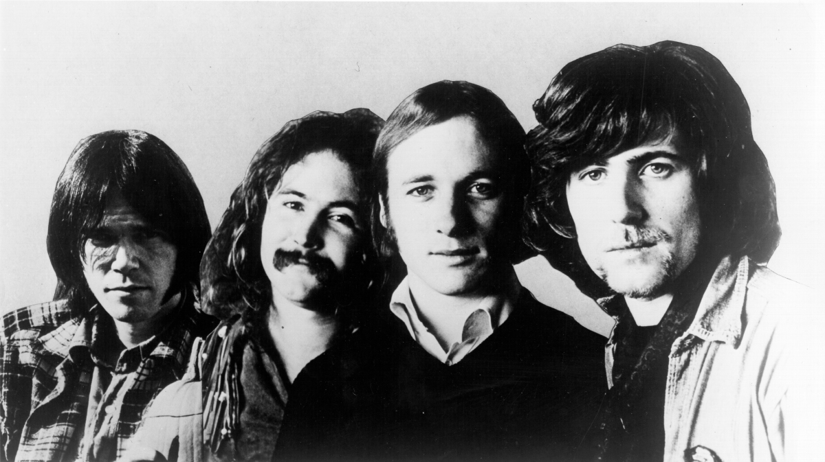 Crosby, Stills, Nash & Young's Lost Album, Human Highway