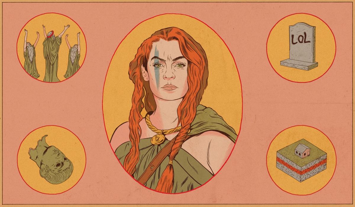 Queens of Infamy: Boudicca